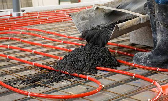 Vloerverwarming visgraatparket vloerverwarming visgraat parket